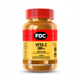 VITA C 500mg Timed Release